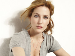 Gillian Anderson Stars In The Fall On Netflix Streaming