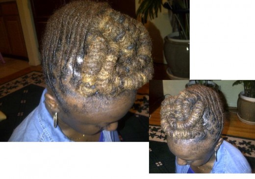 Dreadlocks Hair Styles On All Types Of Hair- No More Ugly