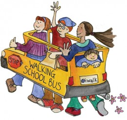 Walkin School Bus