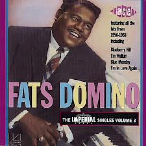 Fats Domino made music of all kinds in his time. He was a master with the saxophone.