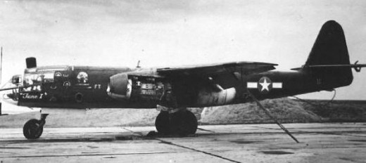 After the war, the Americans captured and studied German jets that led to their own.