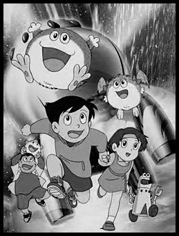 Mojacko and his siblings befriended human kids