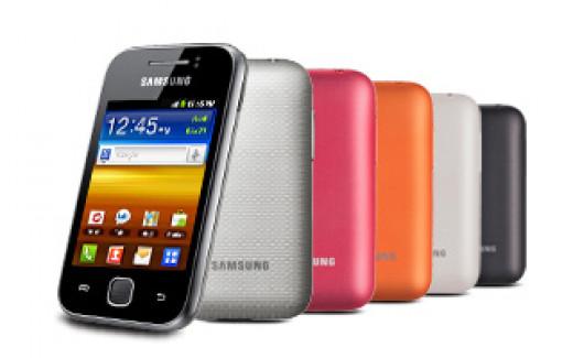 Samsung Galaxy Y root guide