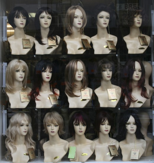 Don't be pressured to buy a wig during the consultation. Go before you lose your hair so you can think about it and shop around.