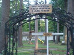 The Prayer Garden