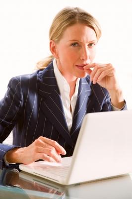 Lady working with a computer courtesy of freedigitalphotos.net