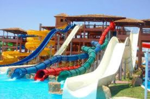 Water Slides are fun for the entire family. Usually you can get senior discounts, military discounts and group discounts at water parks so be sure and check into it.