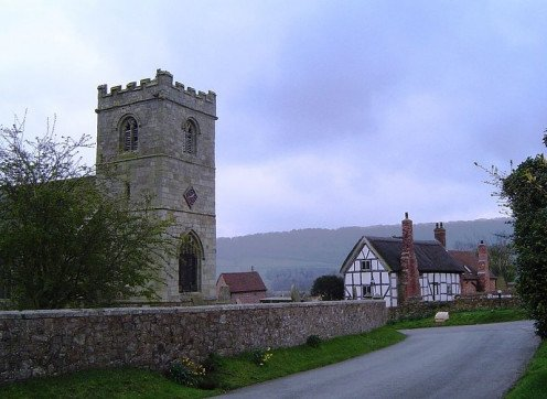 Harley, Shropshire, a Thankful Village