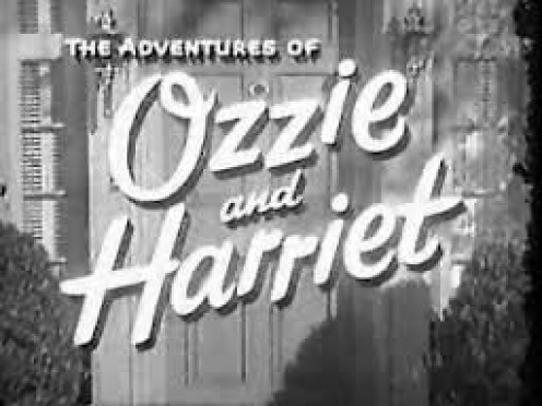 The Adventures of Ozzie and Harriet debuted in 1952 before a live audience.