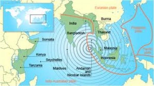 How the Tsunami happened