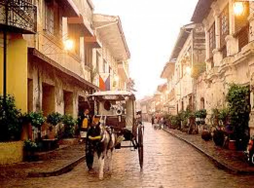 historical town of Vigan