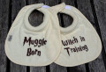 Harry Potter Bibs