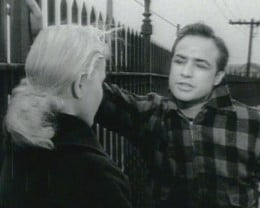 "A scene from ""On the Waterfront"""