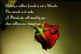 millions of friends