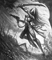 Eldar Codex Review 6th Edition Elites