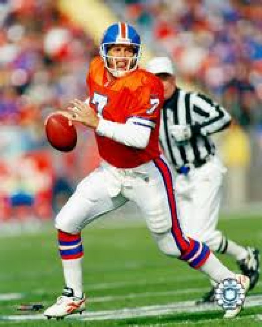 John Elway won two Super Bowl rings with the Denver Broncos but he actually went to four Super Bowls. He is now part owner of the Broncos team.
