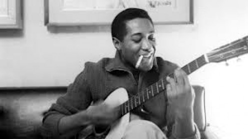 Sam Cooke had a marvelous singing voice, ranked by many music historians, as the best ever.