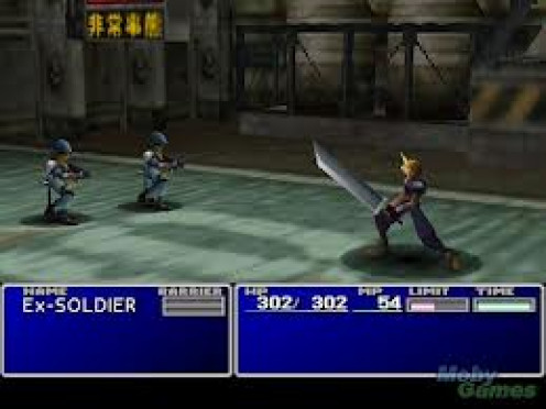Final Fantasy 7 was one of the top selling video games ever made for the Playstation 1. The first Final Fantasy game was released for the original Nintendo.