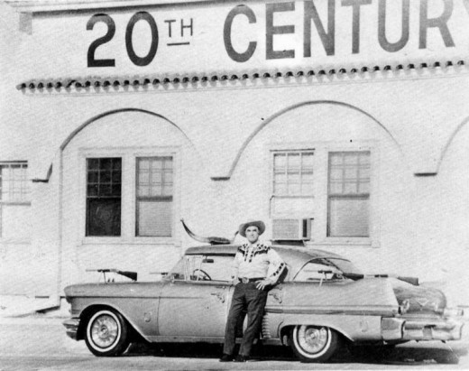 Tex Terry & his Cadillac