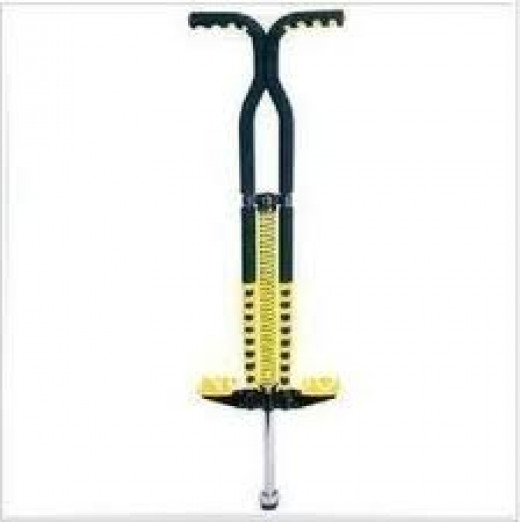 The Pogo Stick is one of the best selling and most popular toys to come out in the 1950s.