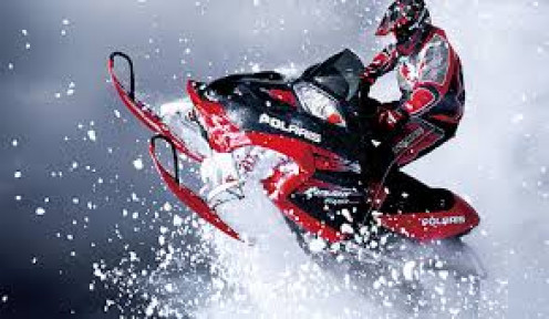 The Snowmobile can be fun but also dangerous when jumping snow covered hills. Many stunts are performed on this machine and they are amazing, without a doubt.