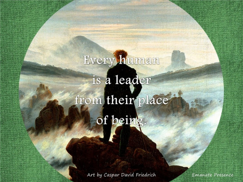 """Wanderer above the Sea of Fog"" by Caspar David Friedrich"
