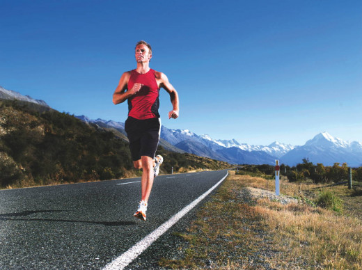 Others feel running is the exercise of choice whether your looking to loose weight or just to improve your health.