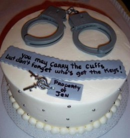 Grooms' Cake