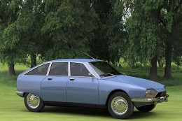This is a Citroen GS