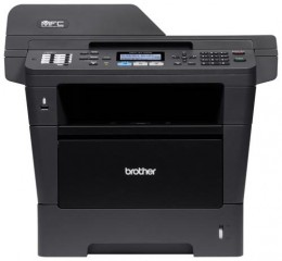 Brother Printer MFC8710DW Wireless Monochrome Printer with Scanner, Copier and Fax
