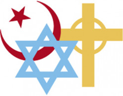 Are followers of Judaism, Christianity, and Islam praying to the same God?