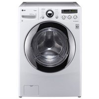 LG 3.6 Cu. Ft. White Front Load Steam Washer LG 3.6 Cu. Ft. White Front Load Steam Washer
