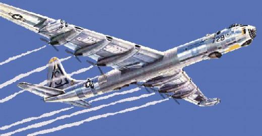 Convair B-36J