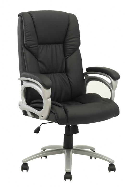 New High Back Executive Leather Ergonomic Office Chair