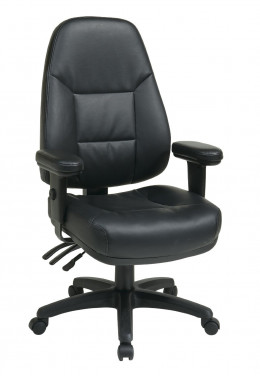 Best Executive Ergonomic Mesh And Leather Office Chair