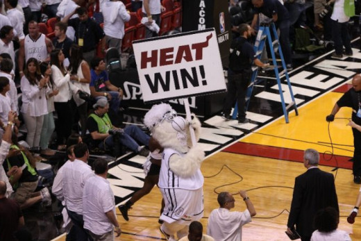 Heat keep beating teams supposedly younger and equally talented