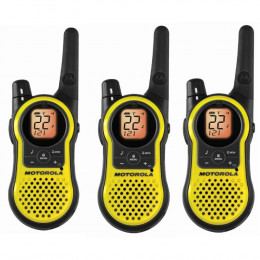 Motorola MH230TPR Giant Rechargeable Two Way Radio 3 Pack