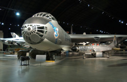 B-36J at the Air Force Museum in Dayton, Oh.