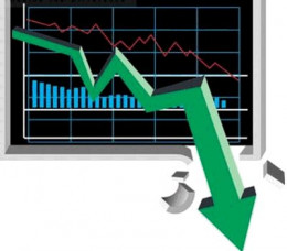 Sometimes The Stock Market Becomes Grossly Overvalued and Crashes