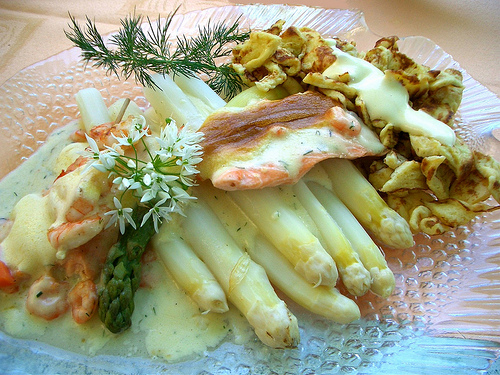 Spargel from lover-of-life on Flickr