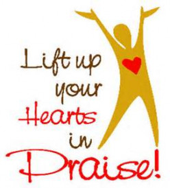 Praise the Holy Name of  JESUS!