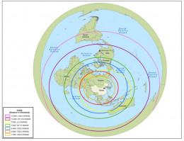 Chinese ICBM missile range capabilities