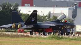 Its J-31 stealth fighter