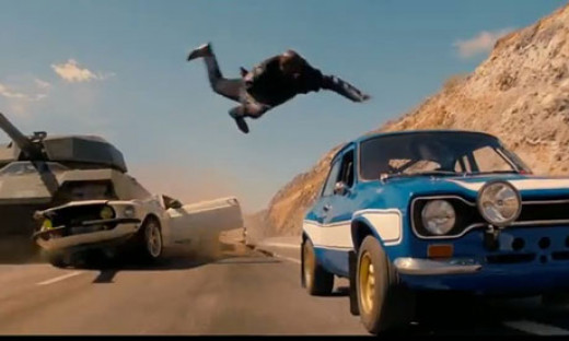 The action sequences continued to impress in the series' sixth installment.