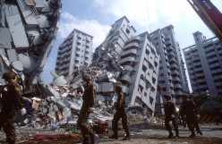 Preparing for an Earthquake