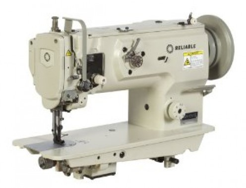Reliable MSK-1541S Single-Needle Walking-Foot Sewing Machine with Sewquiet Servomotor