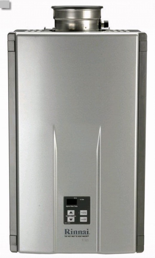 Top Gas Hot Water Heaters