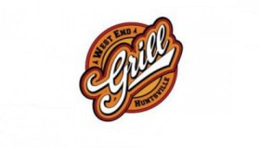 West End Grill of Huntsville www.westendgrillhsv.com Like them on Facebook or follow them on Twitter @west_end_hsv