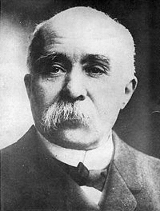 Georges Clemenceau, the Prime Minister of France