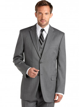 Groom's Custom Tailored Suit